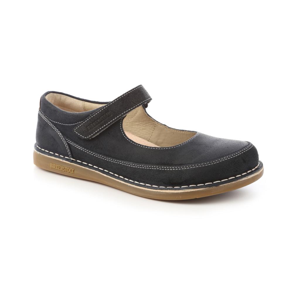 勃肯BIRKENSTOCK 493011瓊 休閒包鞋(深藍)30-34