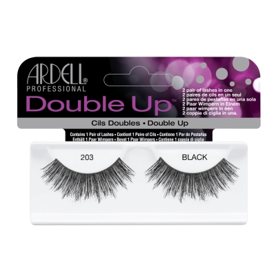 Ardell 時尚假睫毛 雙層系列 #203(47116)