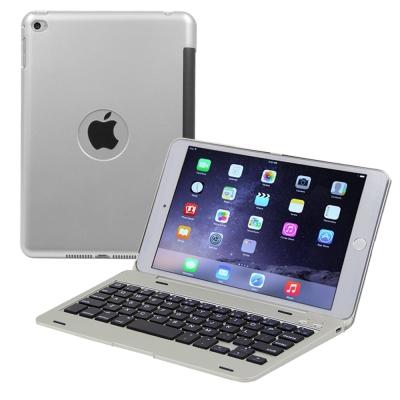 iPad Mini 4 專用藍牙鍵盤筆電盒