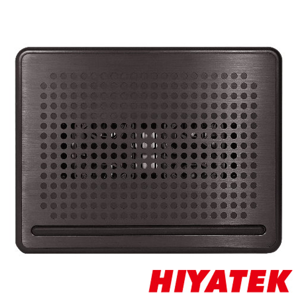 HIYATEK HY-CF-6501鋁質專利散熱墊(黑)