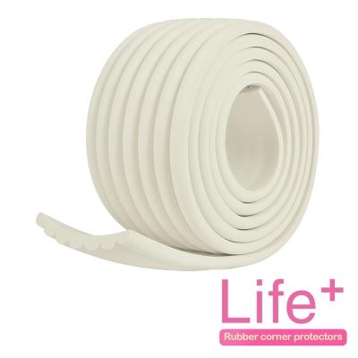 Life Plus 居家防護 DIY萬用加寬防護條(米白)