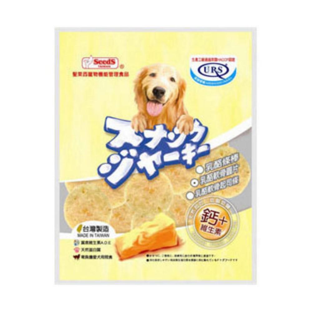 聖萊西CHR-180黃金乳酪軟骨圓片180g