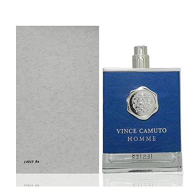 Vince Camuto Homme 藍色地中海男性淡香水 100ml Test