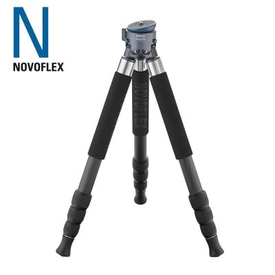 NOVOFLEX-水平調整基座碳纖維三腳架-TRIOBAL-C2844