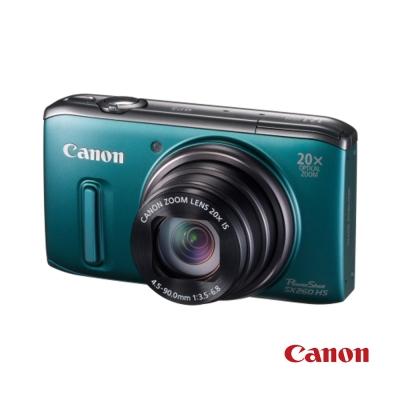 Canon PowerShot SX260 HS 綠色 福利品