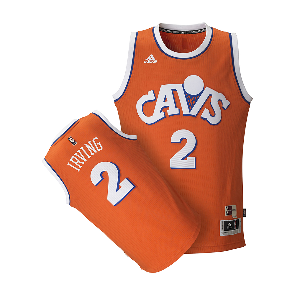 adidas NBA球衣KYRIE IRVING男BE9767