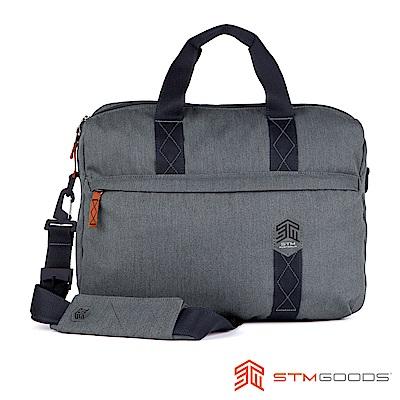 澳洲STM Judge 15吋手提側背兩用包 - 風暴灰