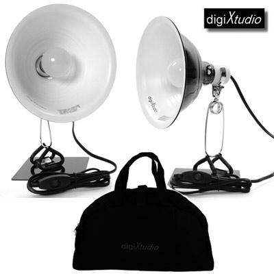 digiXtudio專業多功能150w兩用攝影燈專用提袋組