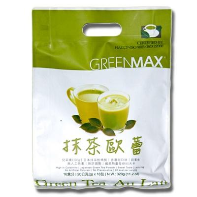 《馬玉山》抹茶歐蕾 (20g x 16包)