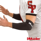 MUELLER慕樂 加長型肘關節護套 黑色 護肘(MUA4111)