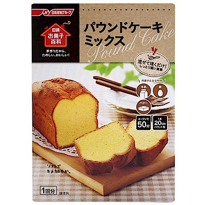 日清 蛋糕粉(240g)