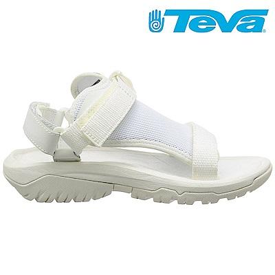 TEVA Hurricane Volt 女休閒涼鞋 白