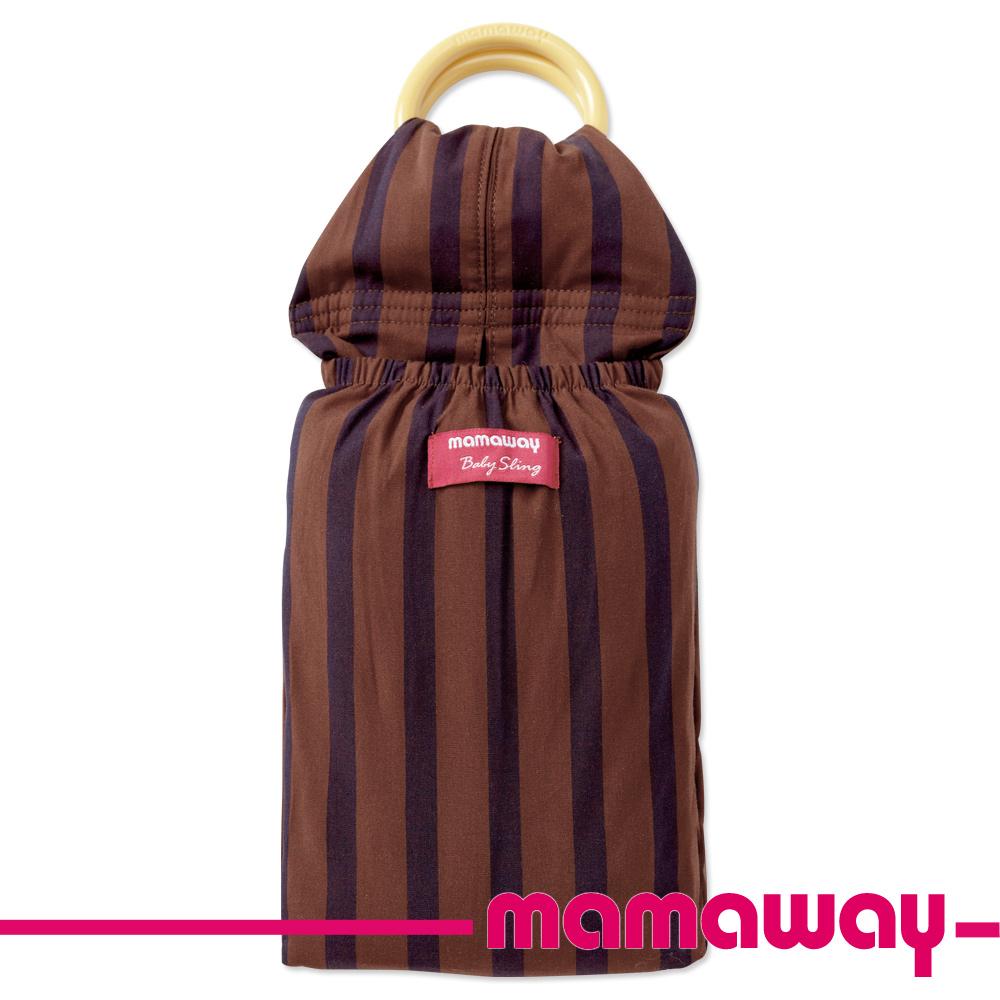 【Mamaway】松露巧克力哺乳揹巾