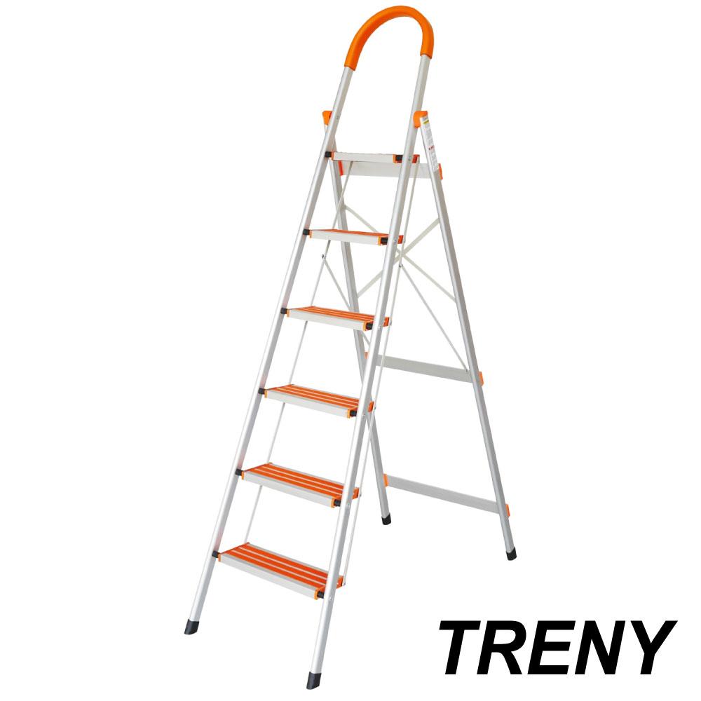 TRENY 防滑六階扶手梯