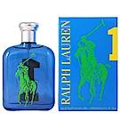 RALPH LAUREN BIG PONY#1馬球男性淡香水-運動款125ml