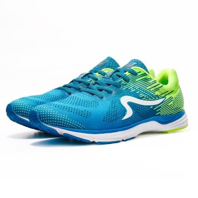 【ZEPRO】男子雲豹 LEOPARD 系列慢跑鞋-藍綠
