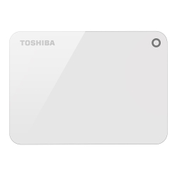 Toshiba 先進碟V9 1TB 2.5吋USB3.0外接式硬碟(清新白)