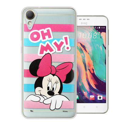 迪士尼HTC Desire 10 Lifestyle/ 825 大頭招呼軟式手機...