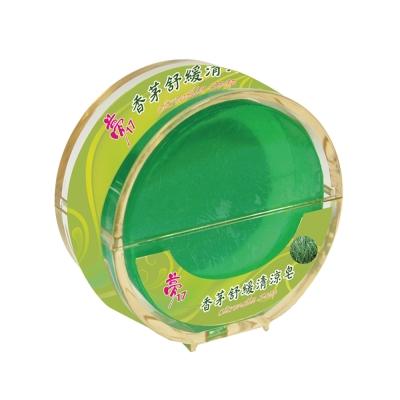 夢17 香茅舒緩清涼皂120g/入