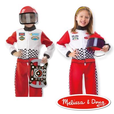 美國瑪莉莎 Melissa & Doug 角色扮演 - 賽車手服服遊戲組