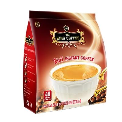 King Coffee 三合一即溶咖啡(16gx48入)