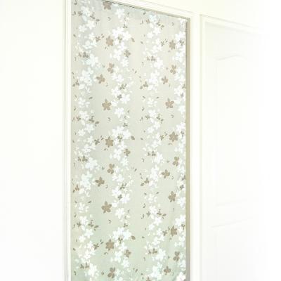 布安於室-花葉遮光風水簾