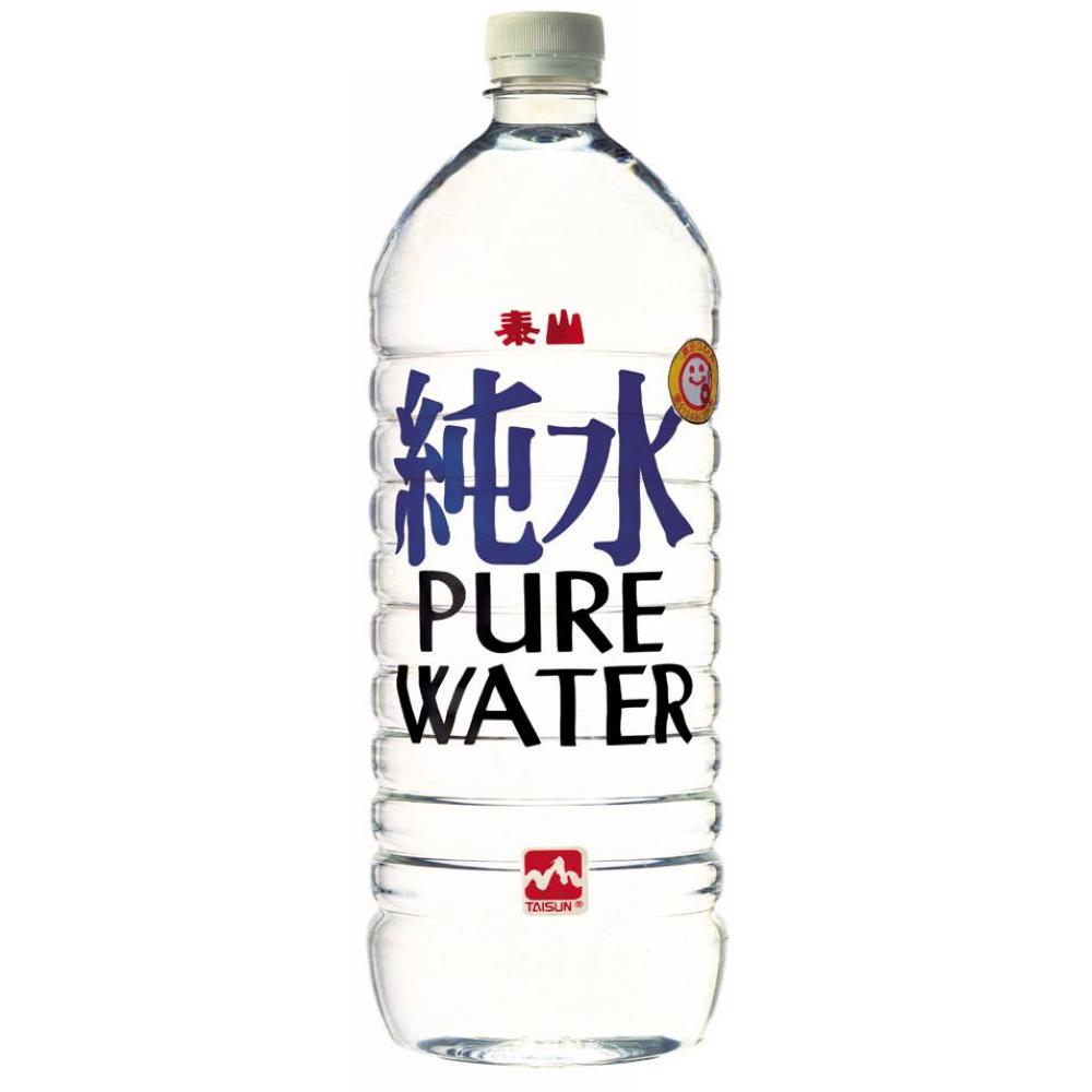 泰山純水2000ml