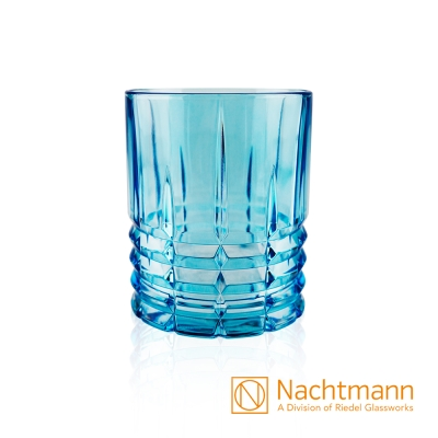 Nachtmann 高地威士忌酒杯(藍)