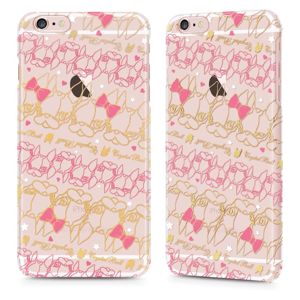 GARMMA Crystal Ball iPhone 6/6S 手機殼 燙金