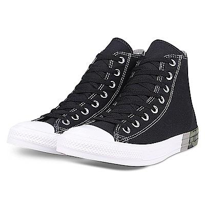 CONVERSE-男女休閒鞋159549C-黑
