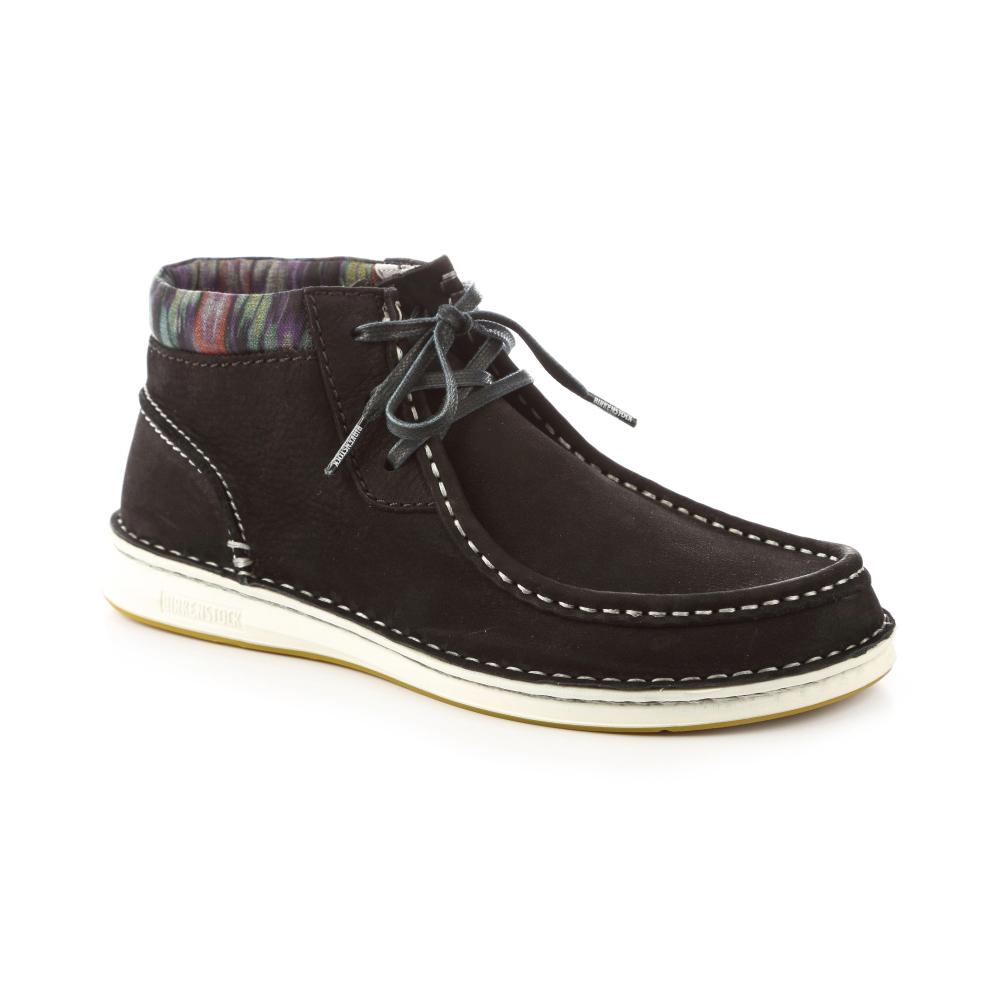勃肯BIRKENSTOCK408671。帕薩迪納長筒休閒鞋(黑)