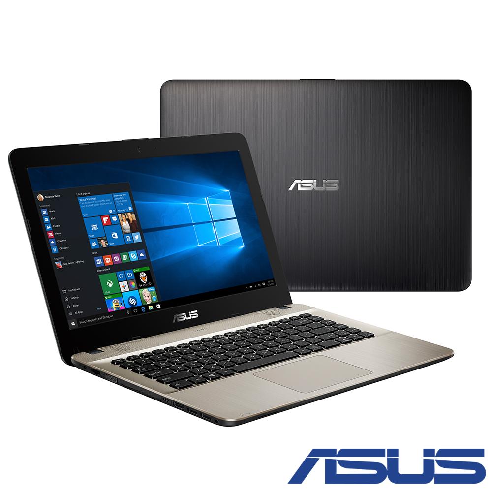 ASUS X441UV 14吋筆電i5-6198DU 920MX 500G 4G棕
