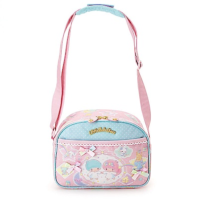 Sanrio雙星仙子彩虹魔法系列小童用斜背包