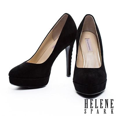 高跟鞋-HELENE-SPARK-經典優雅羊麂皮美