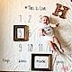 梨花HaNA 歐美IG網紅媽咪拍照超紅的寶寶週年毯(7款任選) product thumbnail 1