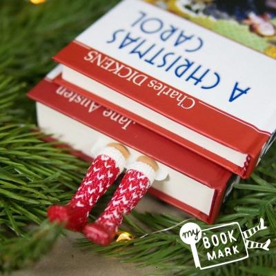 禮物myBookmark手工書籤-愛閱讀的女孩