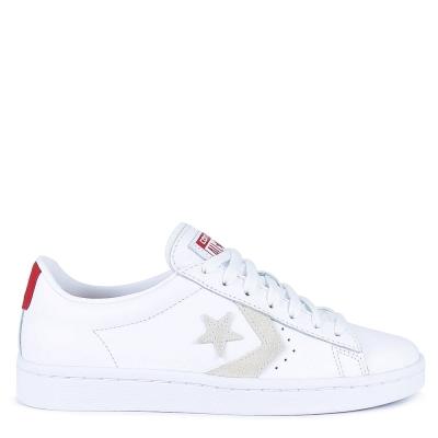 CONVERSE-女休閒鞋155321C-白