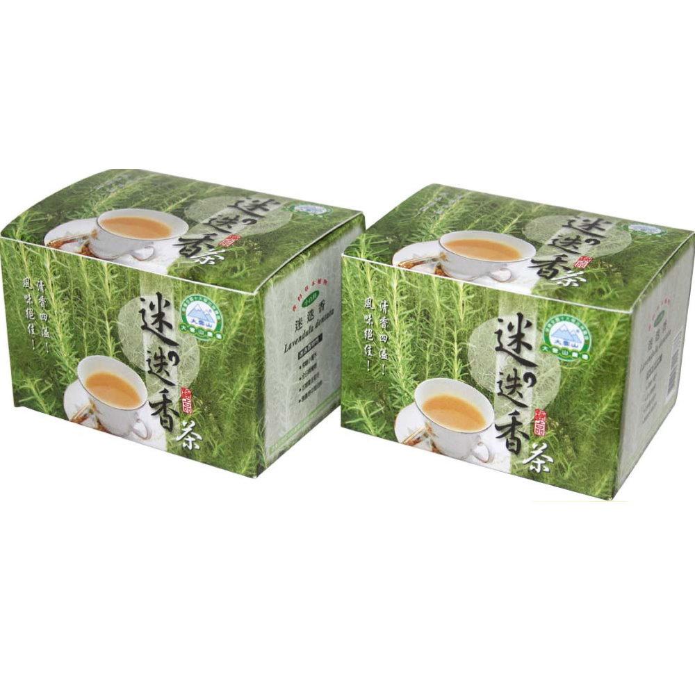 大雪山農場 迷迭香茶包(10包x10盒)