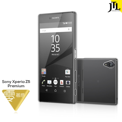 JTL Sony Xperia Z5 Premium 輕量透明超抗刮手機保護殼
