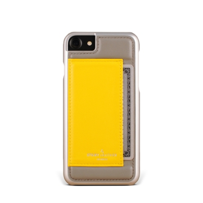 STORYLEATHER i7 / i8 4.7吋 手機殼 小牛皮泥灰現貨