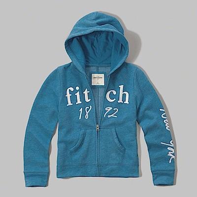 AF a&f Abercrombie & Fitch 外套 藍色 0521