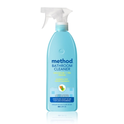 Method 美則 浴廁天然清潔劑-尤加利薄荷