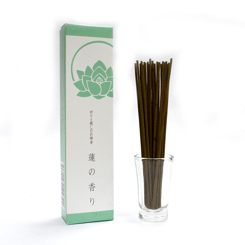 悠悠庵 祈癒之香-蓮花小盒裝線香 40g (原價300)