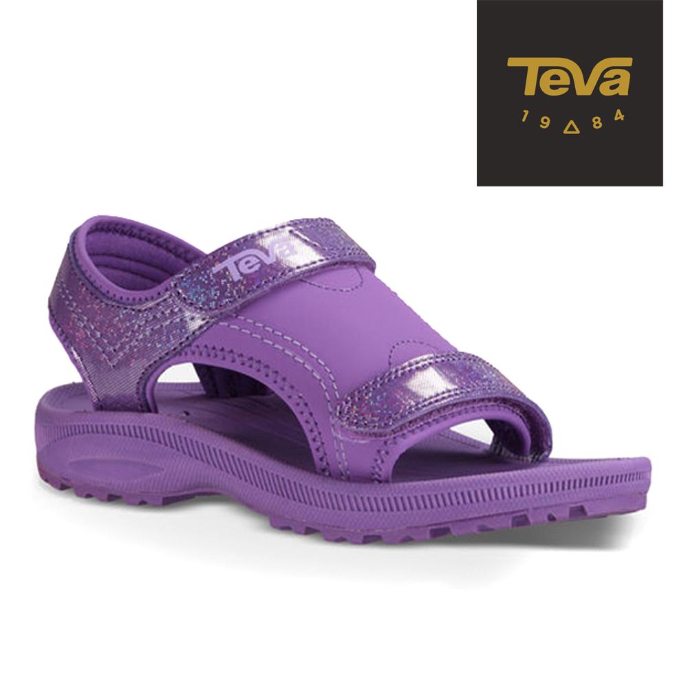 TEVA 美國 女中童 Psyclone 4運動涼鞋(亮紫)