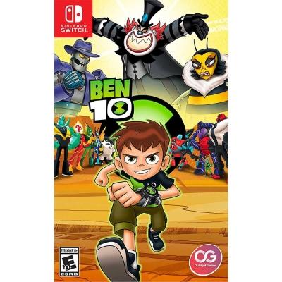 少年駭客 Ben 10 - Nintendo Switch 英文美版