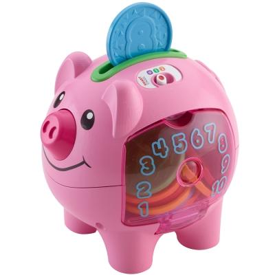 費雪 智慧學習小豬撲滿(6M+)