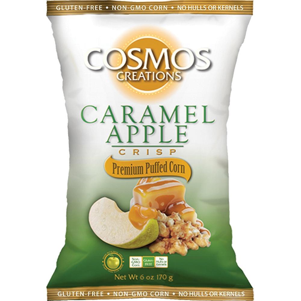 COSMOS 焦糖蘋果泡芙爆爆(170g)
