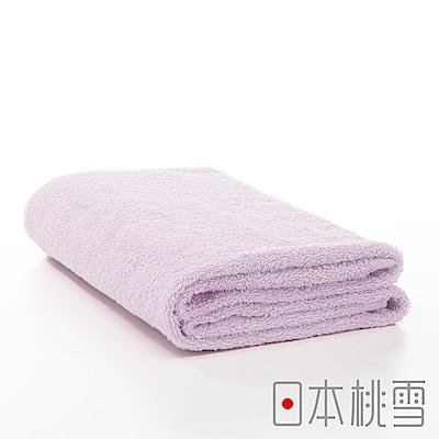 日本桃雪飯店浴巾(薰衣草紫)