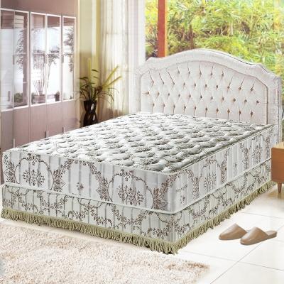 Ally愛麗-智慧涼感-抗菌乳膠蜂巢獨立筒床墊-雙人加大6尺
