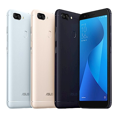 ASUS ZenFone Max Plus (M1)ZB570TL全螢幕電力怪獸手機